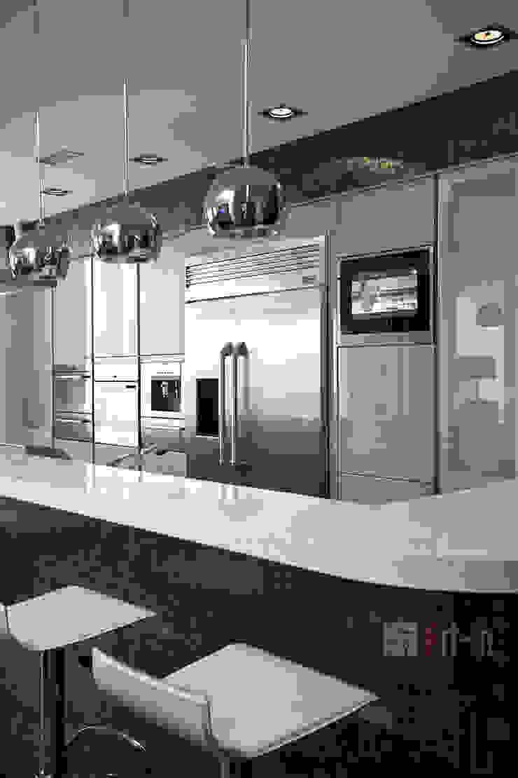 Modern Kitchen by Art-In Modern