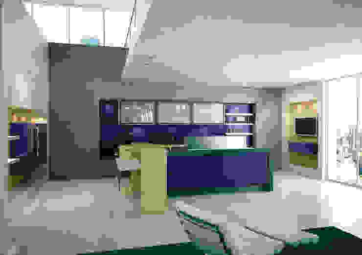 Kitchen oleh Немецкие кухни