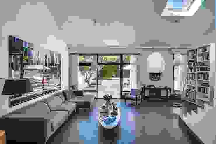 Photo immobilière Salon moderne par Meero Moderne