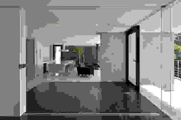 霧島の別荘 モダンデザインの 多目的室 の アトリエ環 建築設計事務所 モダン