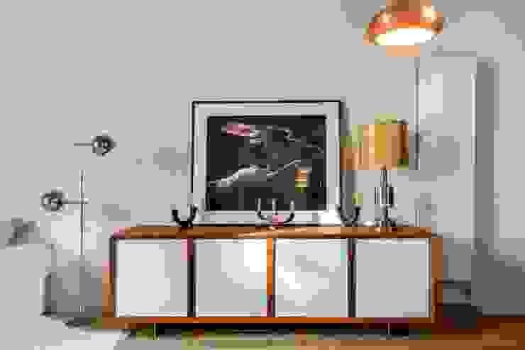 Appartement Paris Meero Salon industriel