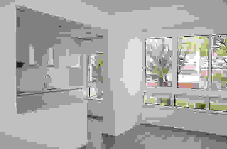 Apartamento em Alfragide Cozinhas modernas por Archimais Moderno