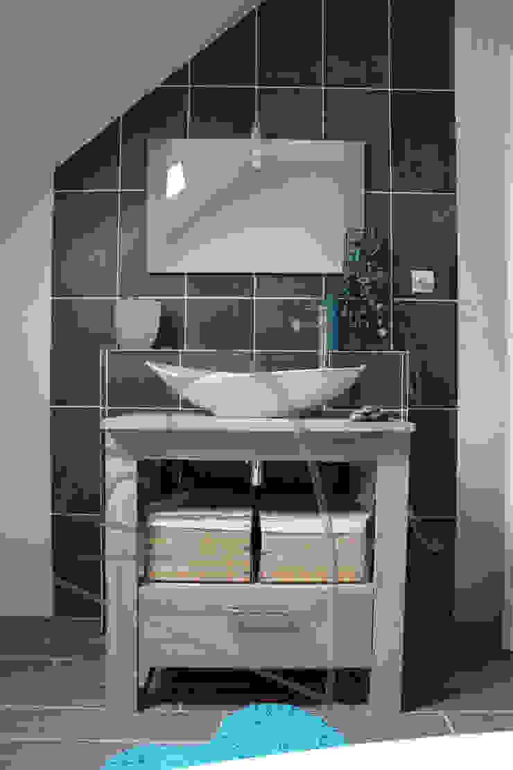 CREATION D'UNE SALLE DE BAIN Salle de bain classique par ABC Design d'Espace Classique