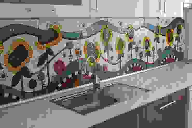 Küche von Lepistes Seramik Atölyesi