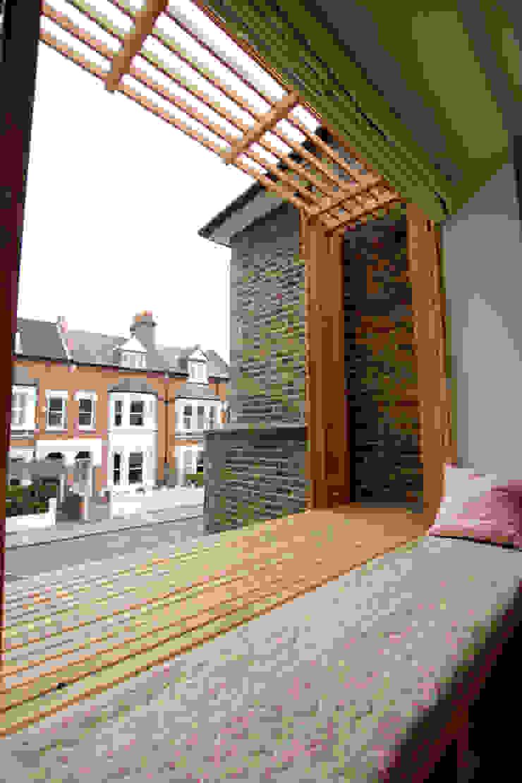 Wellesley Avenue Millar+Howard Workshop Modern Terrace