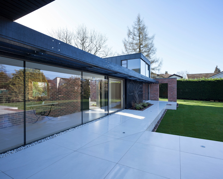 Private House, Cardiff LOYN+CO ARCHITECTS