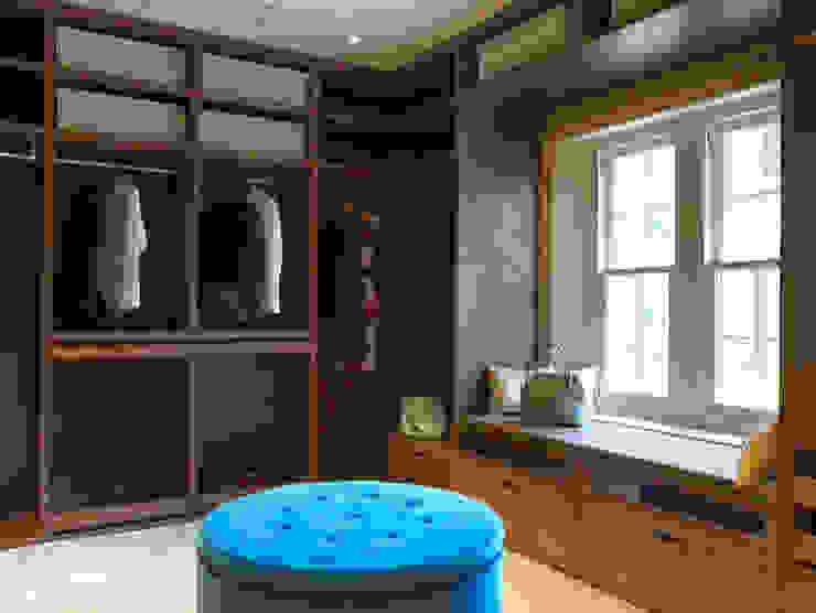 Dressing room, Manor Farm, Oxfordhire Modern dressing room by Concept Interior Design & Decoration Ltd Modern
