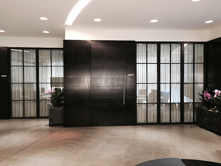 WorkHouse Partitioning by Work House Collection Industrial
