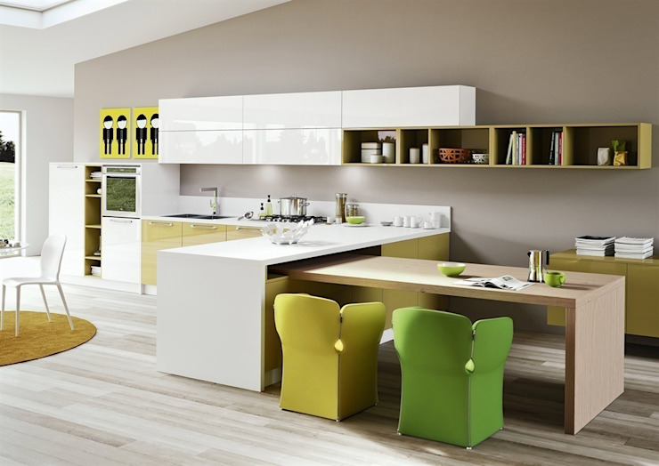 Outletarreda di A. Boz KitchenStorage