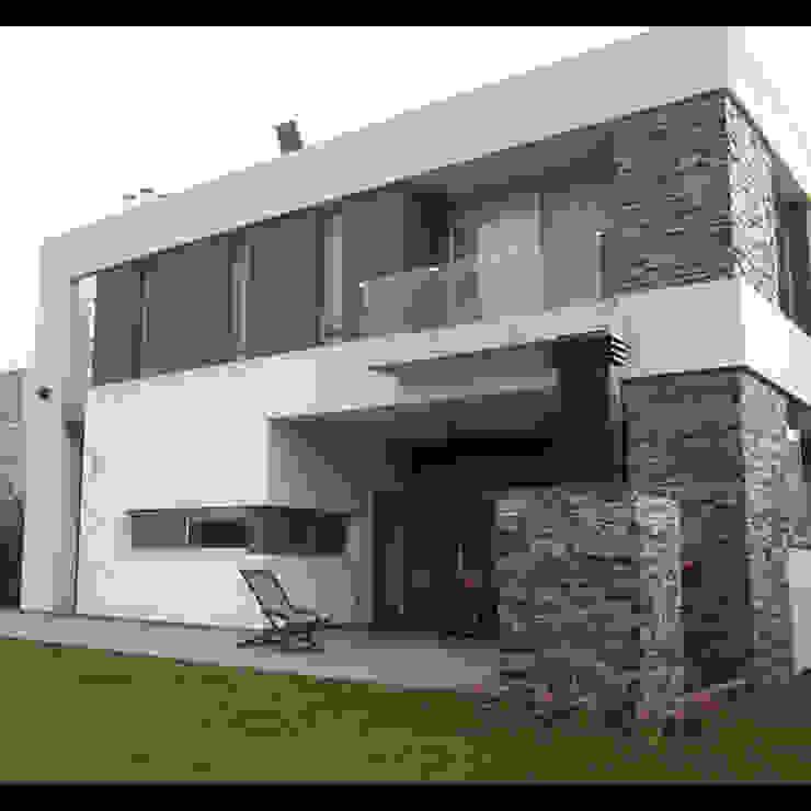 Vivienda en Finca de Iraola I Casas modernas: Ideas, imágenes y decoración de Gabellini-Rey Moderno