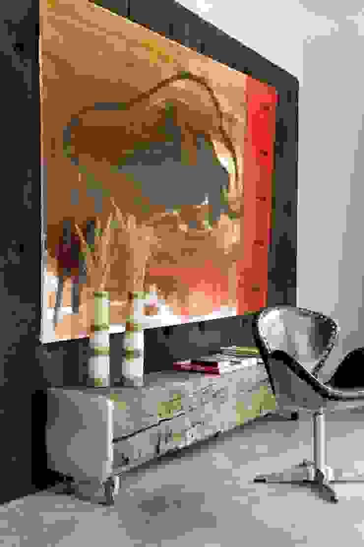 raphaeldesign 北欧スタイルの 壁&床
