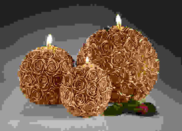 Rose Candles Amelia Candles SoggiornoAccessori & Decorazioni
