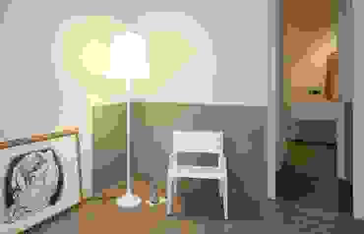 Moderne Arbeitszimmer von na3 - studio di architettura Modern Glas