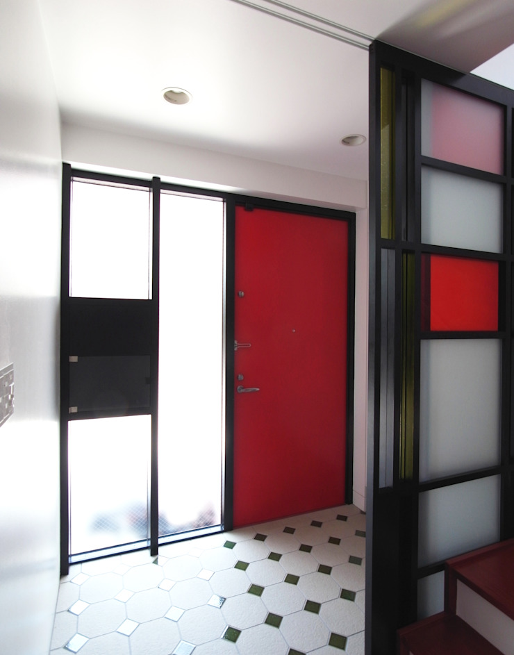 ユミラ建築設計室 Modern Windows and Doors