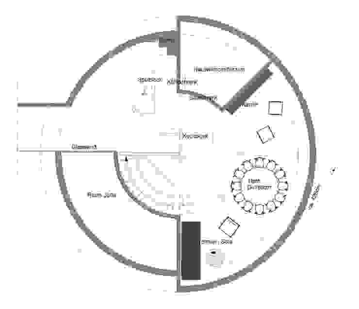 不拘一格  by atelierschiefer GmbH, 隨意取材風