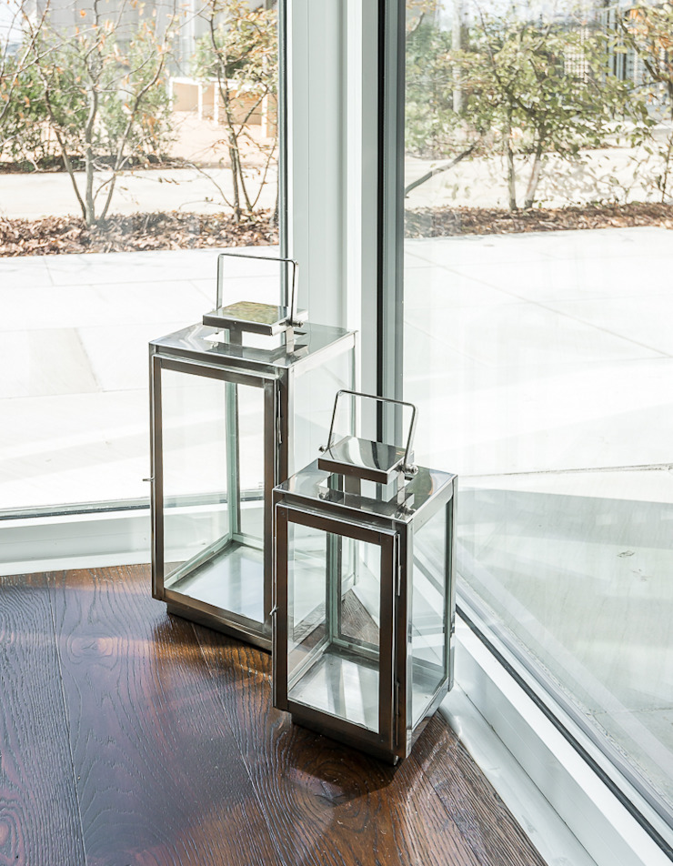 Hurricane lamp Moderne Schlafzimmer von In:Style Direct Modern