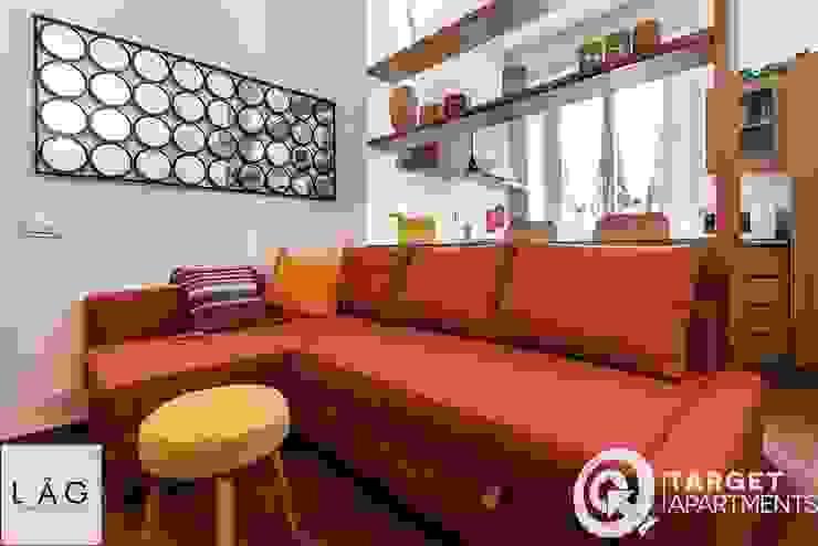 غرفة المعيشة تنفيذ Architrek, حداثي
