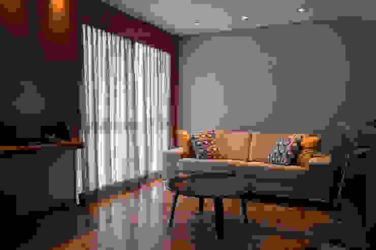 Spazhio Croce Interiores Modern Living Room