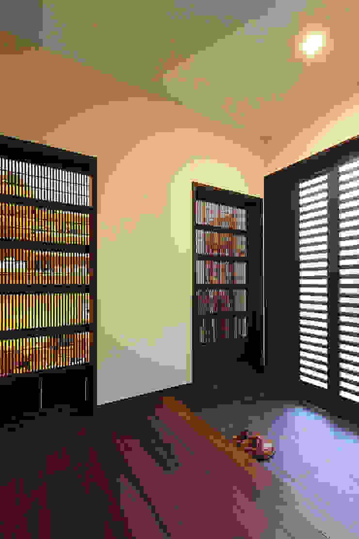 古民家な家 アジア・和風の 窓&ドア の 有限会社タクト設計事務所 和風
