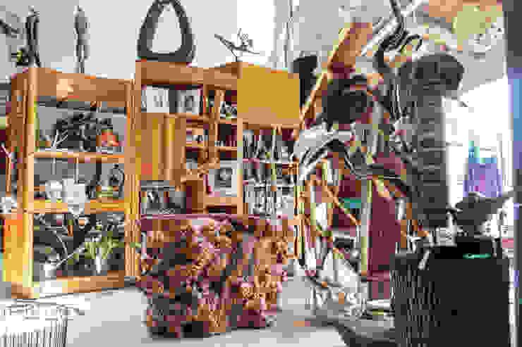 Mueble y accesorios de Cenquizqui Rústico
