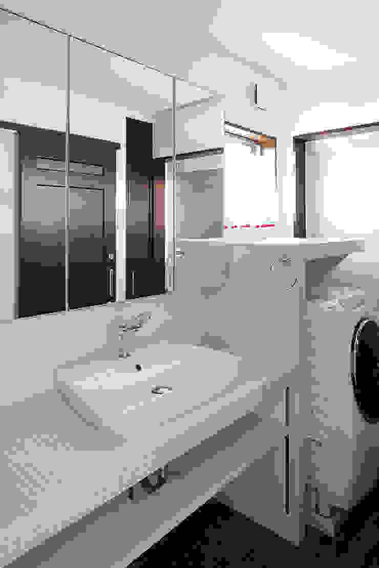 古民家な家 和風の お風呂 の 有限会社タクト設計事務所 和風