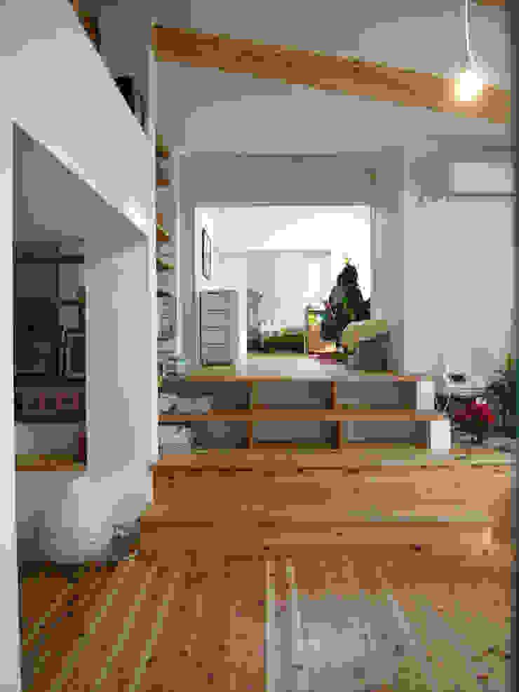 子供室 モダンデザインの 子供部屋 の 奥村幸司建築設計室 モダン