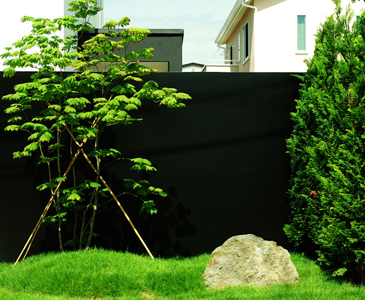 garden M2 モダンな庭 の 山越健造デザインスタジオ Kenzo Yamakoshi Design Studio モダン