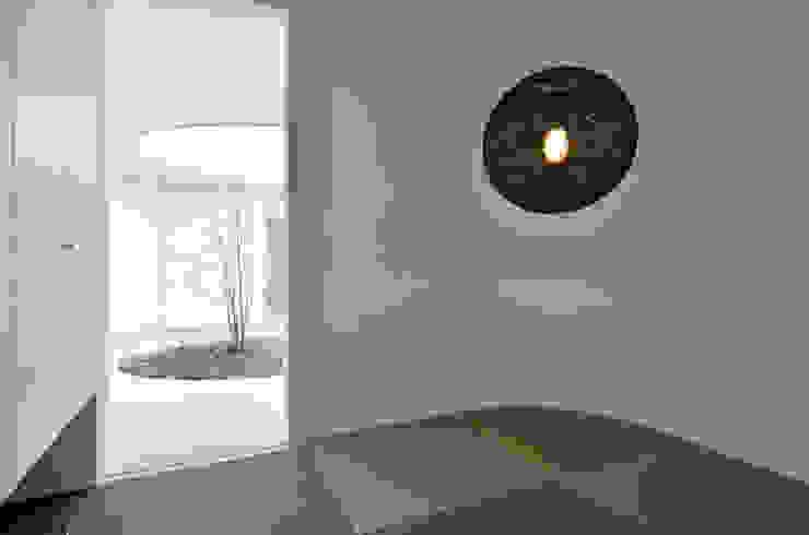 湧水町の住宅: アトリエ環 建築設計事務所が手掛けた和室です。,モダン