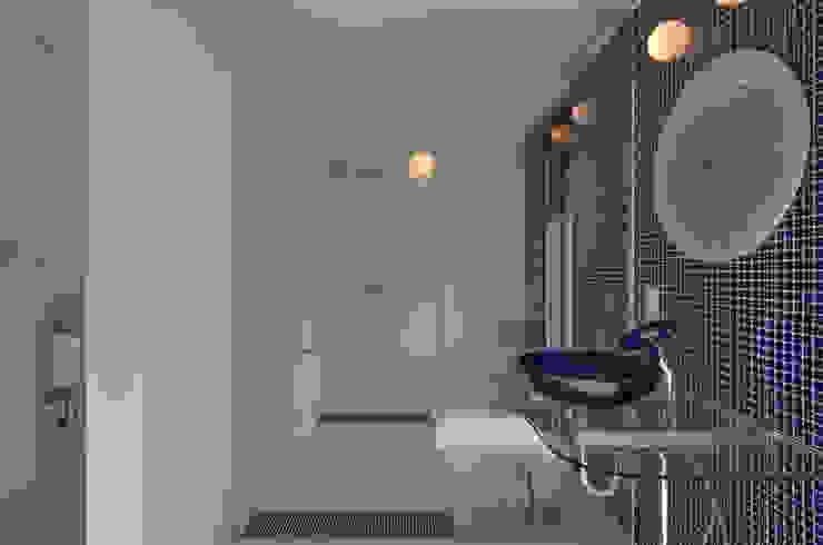 湧水町の住宅 モダンスタイルの お風呂 の アトリエ環 建築設計事務所 モダン