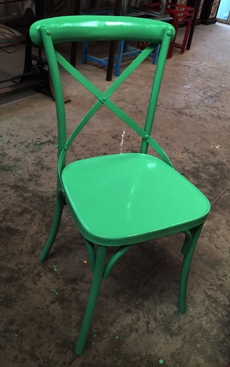 Iron chairs by ALPA CORP Classic