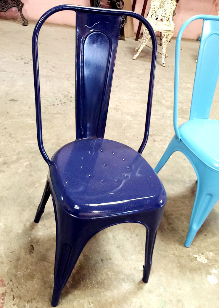 Iron chairs by ALPA CORP Industrial