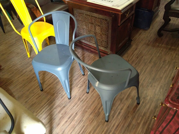 Iron Chair by ALPA CORP Industrial