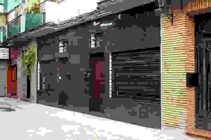 Maisons modernes par Mohedano Estudio de Arquitectura S.L.P. Moderne