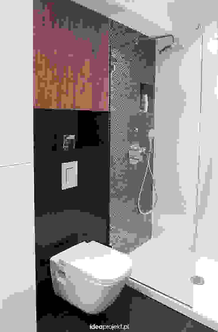 Modern style bathrooms by idea projekt Modern
