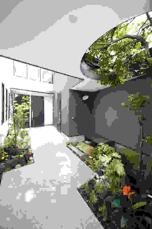 TERAJIMA ARCHITECTS/テラジマアーキテクツ สวน
