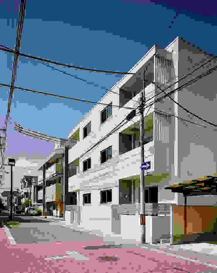 Mマンション モダンな 家 の 中間建築設計工房/NAKAMA ATELIER モダン