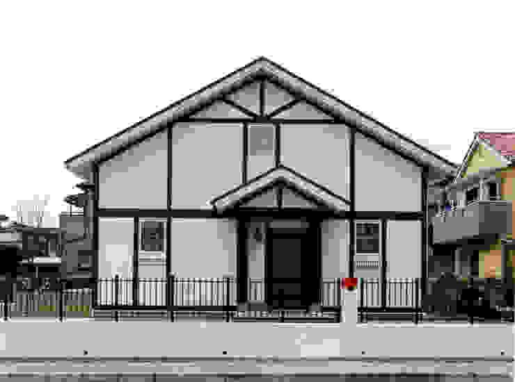 生駒の家 北欧風 家 の 中間建築設計工房/NAKAMA ATELIER 北欧