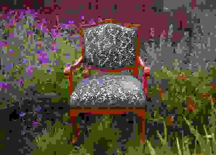 """Кресло в стиле """"Бидермейер"""" от NICE CATCH Кантри"""