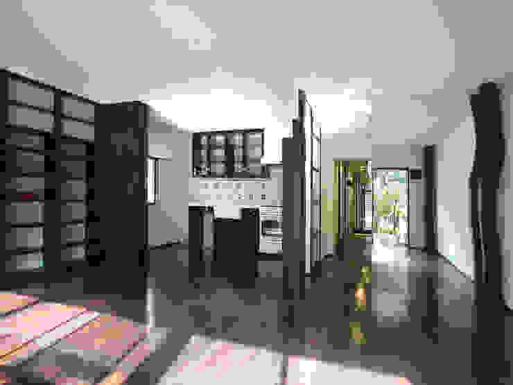 Salon classique par ユミラ建築設計室 Classique