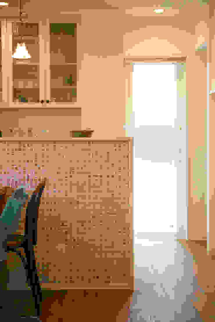 MZ-House ミニマルデザインの キッチン の ADS一級建築士事務所 ミニマル