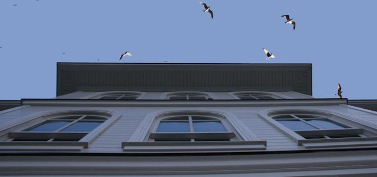 Rumelihisarı Yalı Restorasyonu Klasik Evler Öztek Mimarlık Restorasyon İnşaat Mühendislik Klasik Ahşap Ahşap rengi