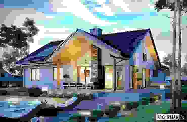 Casas  por Pracownia Projektowa ARCHIPELAG, Moderno