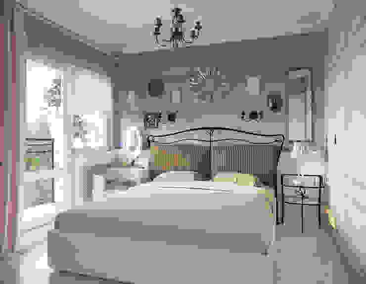 Спальня Спальня в стиле кантри от Krupp Interiors Кантри