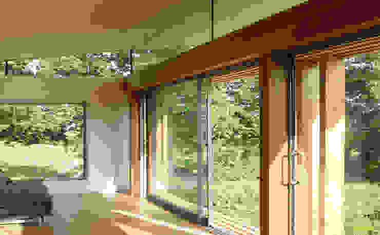 Beam Cottage Moderne ramen & deuren van Re-Format LLP Modern