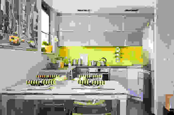 ZIZI STUDIO Magdalena Latos:  tarz Yemek Odası