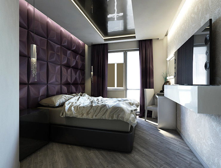 Minimalist bedroom by AFTER SPACE Minimalist
