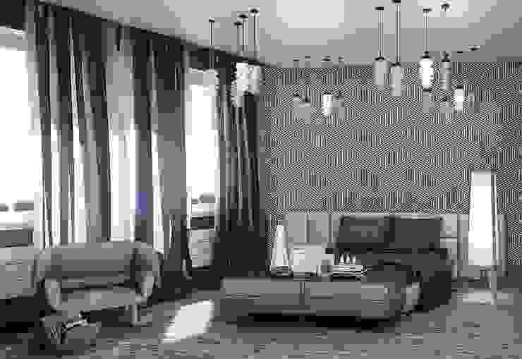 Квартира в Кунцево Спальня в стиле минимализм от AFTER SPACE Минимализм