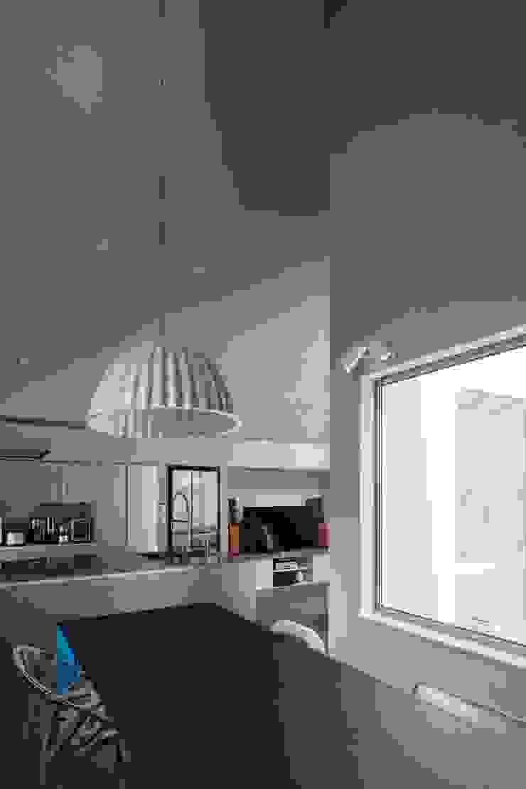 Elephant House オリジナルデザインの ダイニング の Hiromu Nakanishi Architects オリジナル