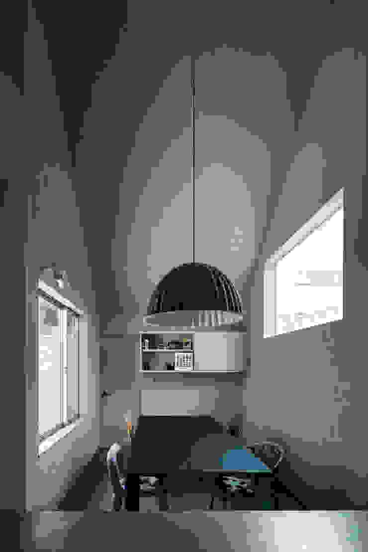 象の家 オリジナルデザインの ダイニング の 中西ひろむ建築設計事務所/Hiromu Nakanishi Architects オリジナル
