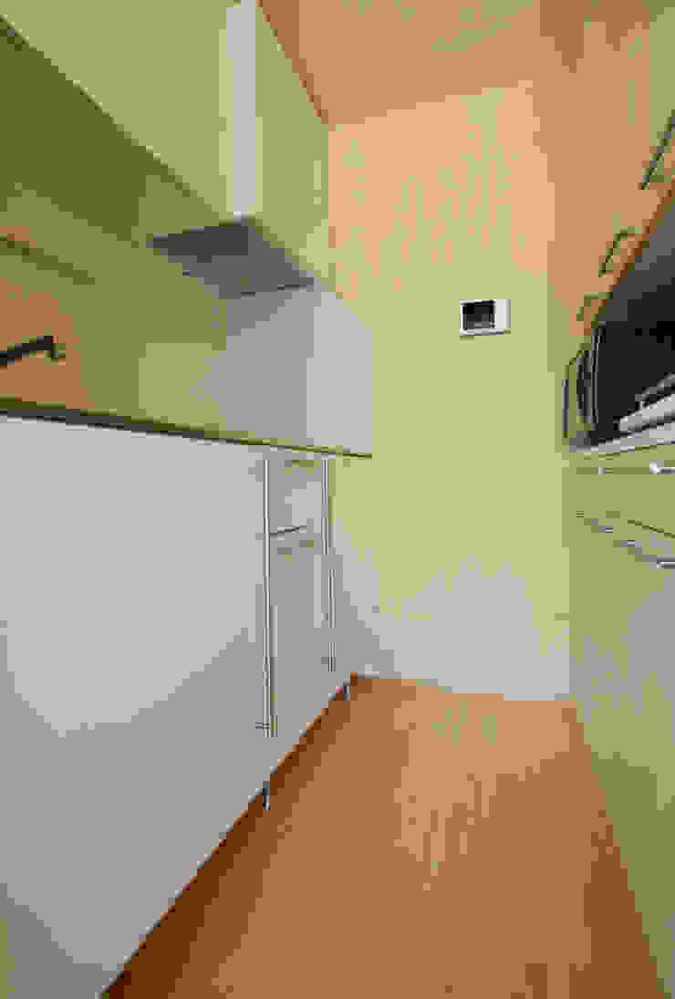 キッチン モダンな キッチン の ATS造家設計事務所 モダン